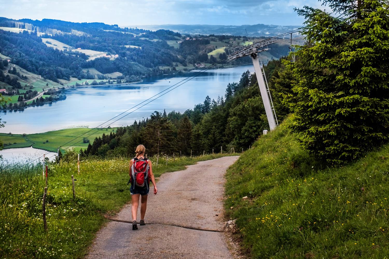 Allgäu : Allgäuer Seenland
