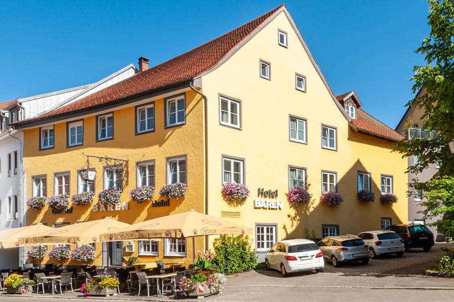 Bären Hotel in Isny